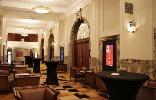 Hotelhalle Crowne Plaza BRUSSELS - LE PALACE