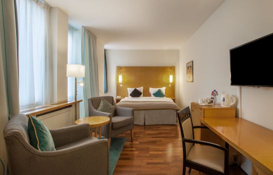 Doppelzimmer Standard Crowne Plaza BRUSSELS - LE PALACE
