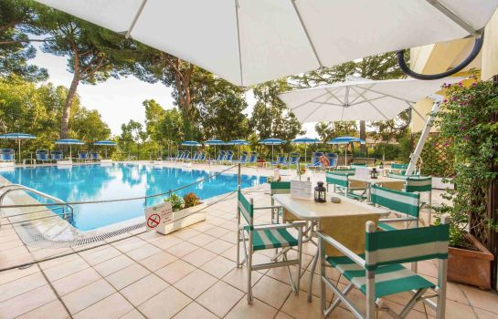 Hotelhalle Holiday Inn ROME - AURELIA