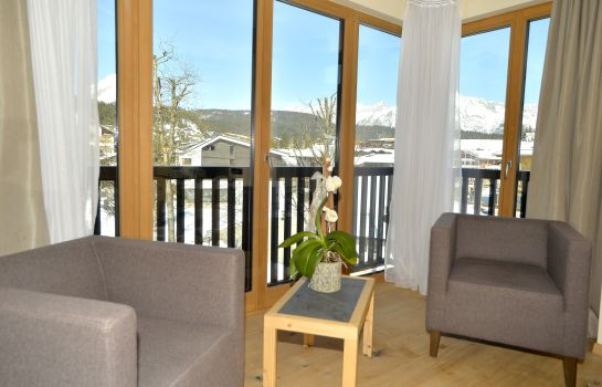 Double room (superior) Karwendelhof