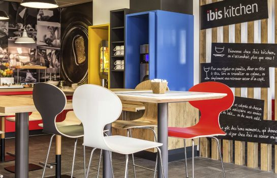 Bar del hotel ibis Thonon Centre