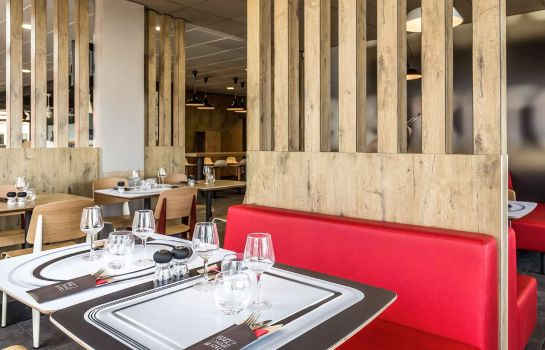 Restaurante ibis Thonon Centre