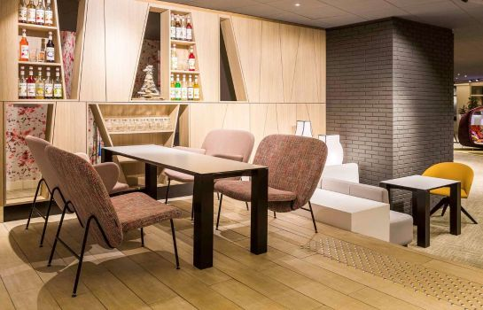 Hotel bar Novotel Resort & Spa Biarritz Anglet
