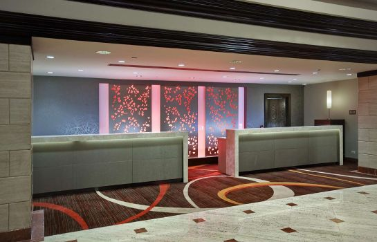 Hol hotelowy Hilton Rosemont-Chicago O*Hare