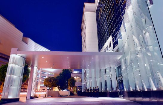 Vista exterior Sofitel Los Angeles at Beverly Hills