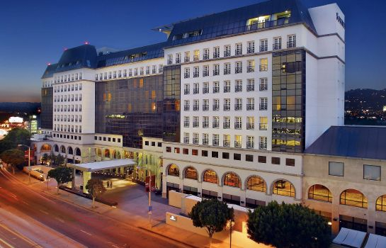 Außenansicht Sofitel Los Angeles at Beverly Hills