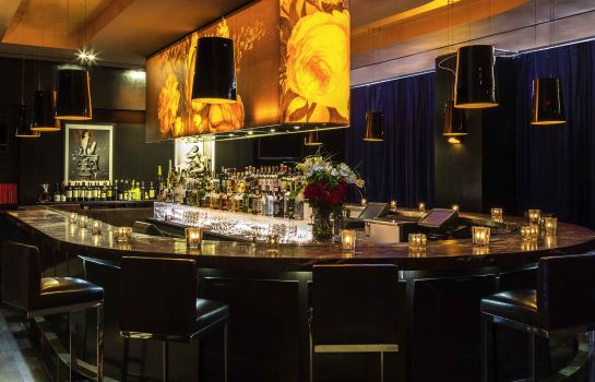Bar de l'hôtel Sofitel Los Angeles at Beverly Hills