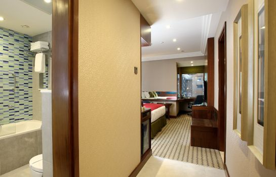 Room Crowne Plaza RIYADH MINHAL