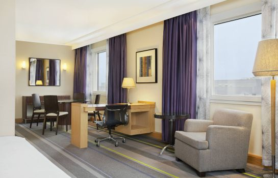 Suite Sheraton Brussels Airport Hotel