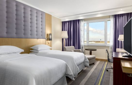 Zimmer Sheraton Brussels Airport Hotel