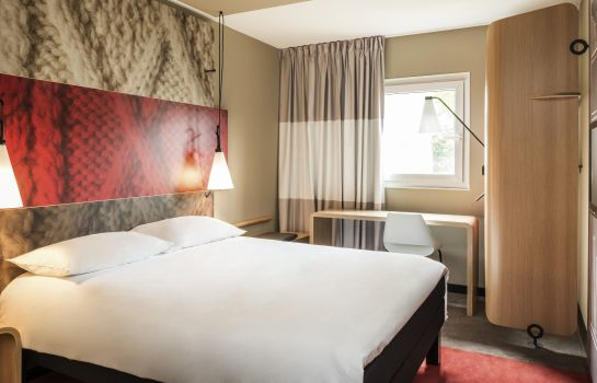 Zimmer ibis London Heathrow Airport