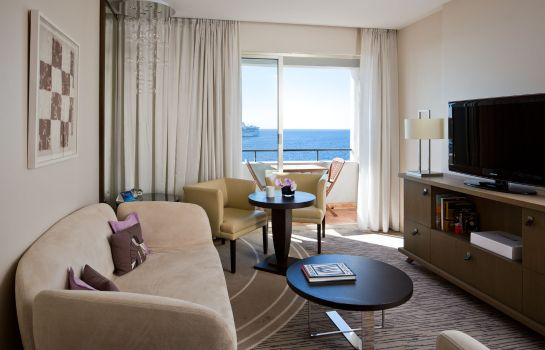 Junior Suite Radisson Blu 1835 Hotel Cannes