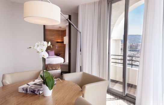 Suite Radisson Blu 1835 Hotel Cannes