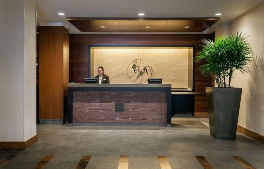 Lobby DoubleTree by Hilton San Francisco Airport