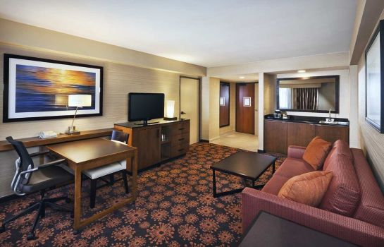 Suite DoubleTree by Hilton San Francisco Airport