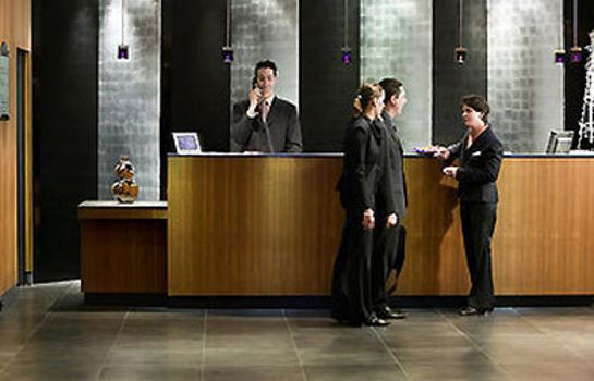 Hotelhalle Pullman Toulouse Airport