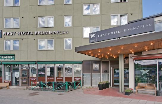 Picture First Hotel Brommaplan