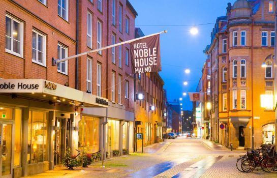 Außenansicht Best Western Plus Noble House