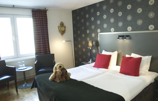 Chambre individuelle (standard) Best Western Plus Noble House