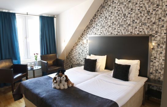 Chambre double (standard) Best Western Plus Noble House