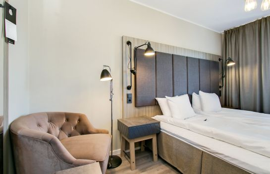Double room (standard) First Hotel Brommaplan