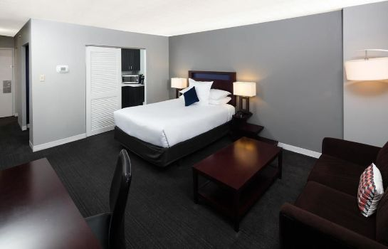 Standardzimmer Hotel RL Washington DC by Red Lion