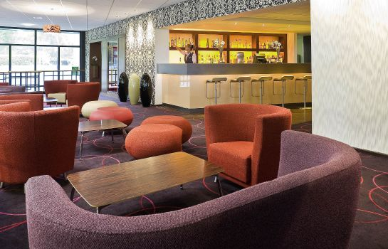 Hotel bar Novotel Coventry M6 J3