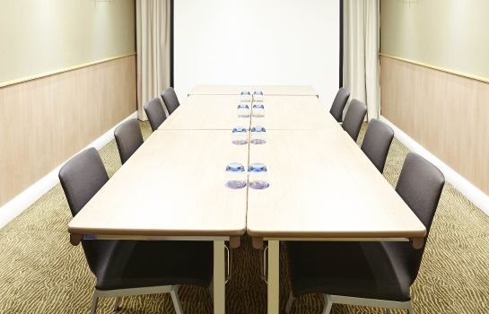 Conference room Novotel Coventry M6 J3