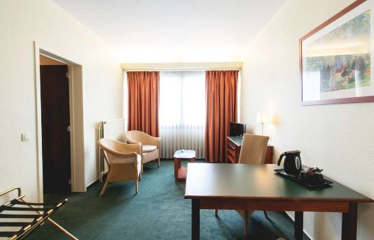 Suite Best Western County House