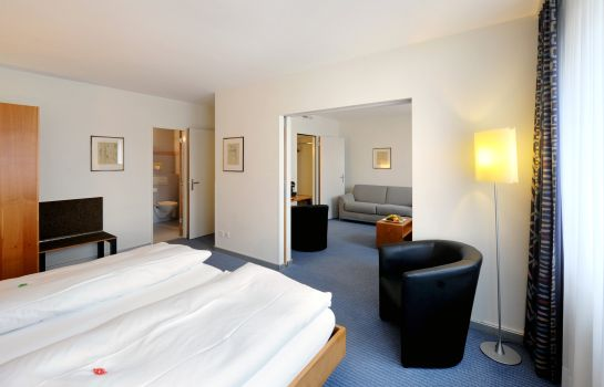 Junior Suite Merian Am Rhein