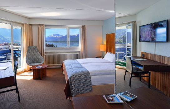 Zimmer Eurotel Montreux