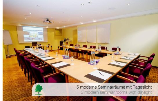 Meeting room Engimatt City-Gardenhotel