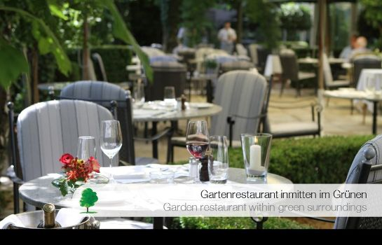Restauracja Engimatt City-Gardenhotel