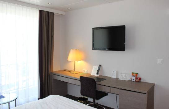 Single room (standard) Engimatt City-Gardenhotel
