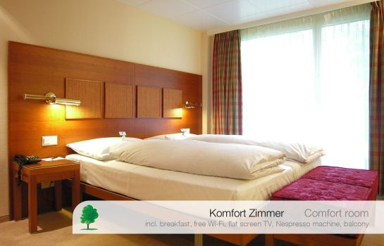 Room Engimatt City-Gardenhotel