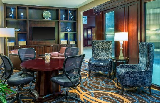 Hol hotelowy Sheraton North Houston at George Bush Intercontinental
