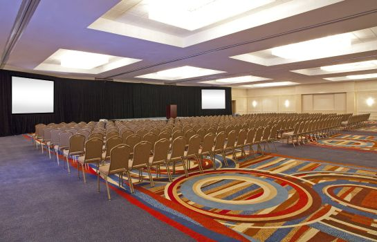 Sala konferencyjna Sheraton North Houston at George Bush Intercontinental