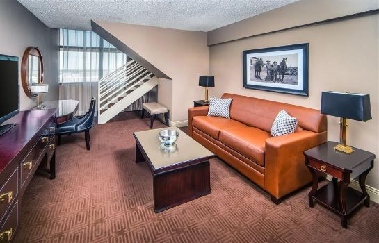 Zimmer Sheraton North Houston at George Bush Intercontinental
