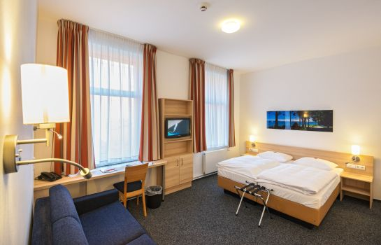 Double room (standard) Berliner Hof