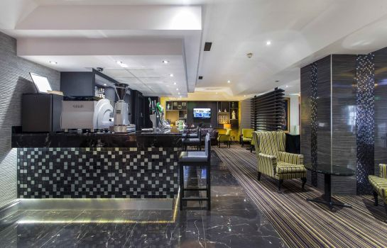 Hotelbar Holiday Inn LONDON - OXFORD CIRCUS