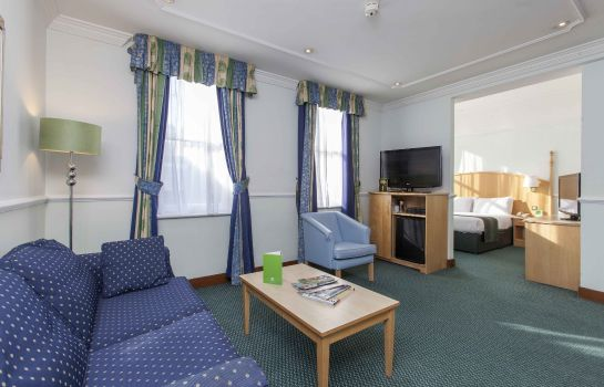 Suite Holiday Inn LONDON - OXFORD CIRCUS