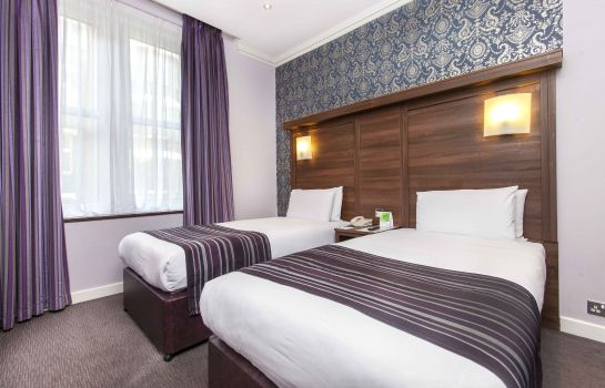 Kamers Holiday Inn LONDON - OXFORD CIRCUS