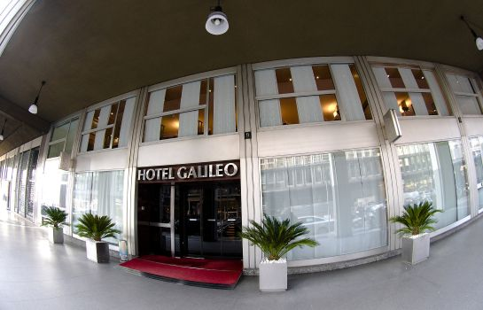 Exterior view Galileo