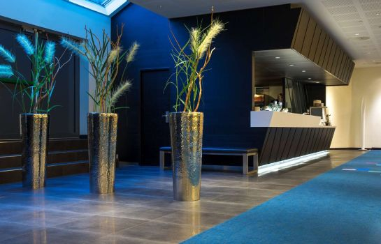 Lobby RADISSON BLU ROYAL BERGEN