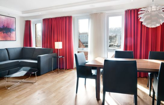 Suite RADISSON BLU ROYAL BERGEN