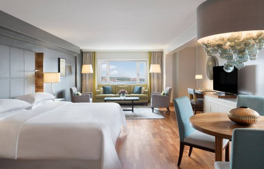 Suite Sheraton Stockholm Hotel
