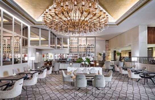 Bar del hotel Cordis Auckland by Langham Hospitality Group