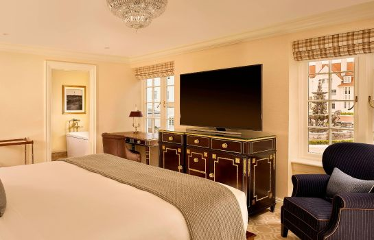 Chambre Trump Turnberry a Luxury Collection Resort Scotland