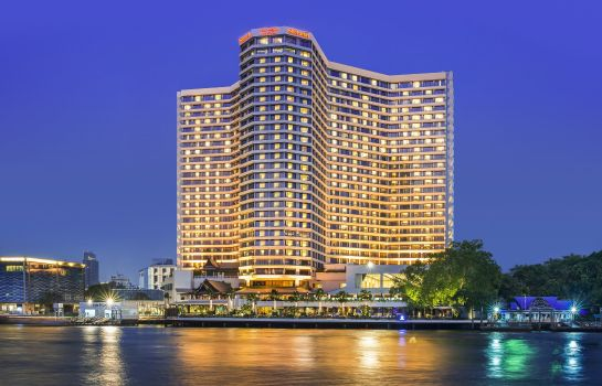 Exterior view Royal Orchid Sheraton Hotel & Towers
