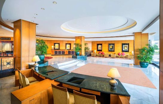 Lobby Royal Orchid Sheraton Hotel & Towers